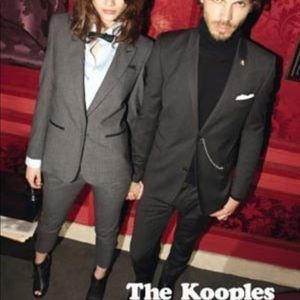 The Kooples suit NWT
